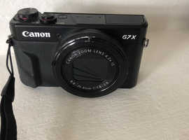 CANON - POWER SHOT G7 X MARK II