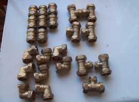 Plumbing parts