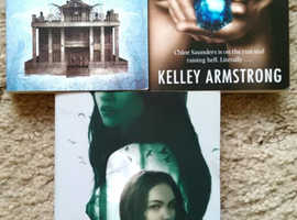 Kelley Armstrong Young Adult Fantasy / Paranormal / Supernatural Books