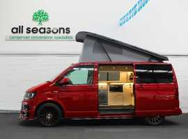 Volkswagen Campervan, Luxury furniture kit, Tailgate, Manual Gearbox