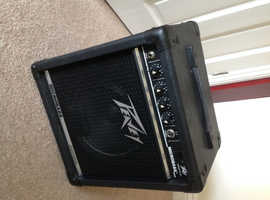 Peavey 20 watt practice amp for Bass guitar