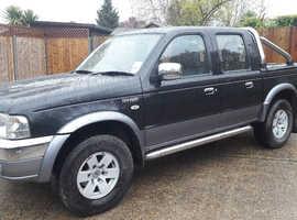 Ford ranger 2.5td mot feb 2020 full history drives fine clean truck
