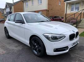 2014 BMW 1 Series 2.0 120d Sport