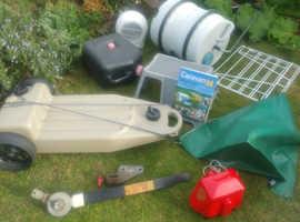 Caravanning starter kit