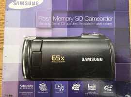 Samsung sd camcorder