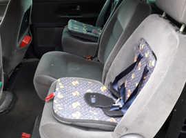 Ford Galaxy, 2003 (52) Silver MPV, Manual Diesel, 196,188 miles