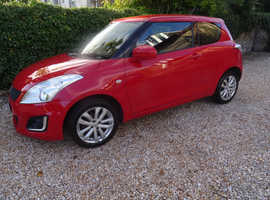 LOW ROAD TAX Suzuki Swift 1.2 SZ3 2016 (65) 3DR