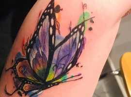 Inktales Tattoo Studio in Newcastle-under-Lyme