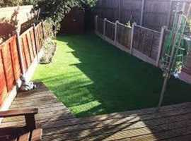 Turfing & Fencing