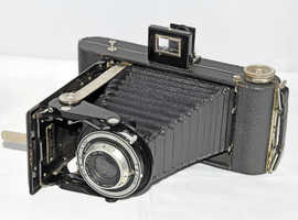 ANTIQUE KODAK NO. 1 AUTOGRAPHIC CAMERA