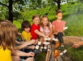 Bushcraft Birthday Parties