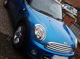 Mini Pimlico, 2011 (11) Blue Hatchback, Manual Petrol, 59,000 miles