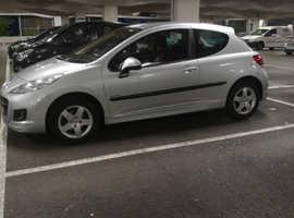 Peugeot 207, 2010 (10) Silver Hatchback, Manual Diesel, 65,000 miles