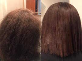Nail, hair and make up