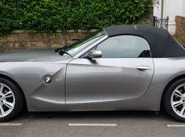 BMW Z4 3.0 i SE Roadster 2dr Convertible