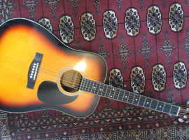 guitar with classical strings