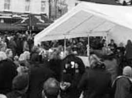 """WATTON - """"ANTIQUES & COLLECTABLES STREET MARKET"""""""