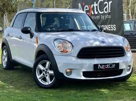 Mini Countryman 1.6 One Pepper Pack Edition Lovely Example of a Pepper Edition, 5 Door Countryman