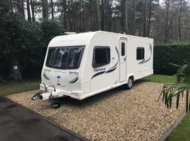 Bailey Olympus caravan 2012 530-4