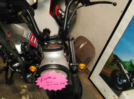 Bullit heritage 50cc