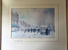 Limited Print Editions -Norfolk Artist Peter Metcalf (1944-2004)