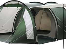 4 Person Tent & Gear. Bundle of camping accessories.