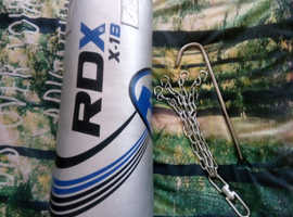 KIDS RDX PUNCH BAG, CHAINS AND HOOK