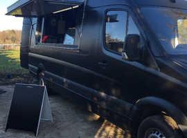 Catering Van Mobile Kitchen