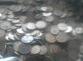 over 300 pre decimal coins