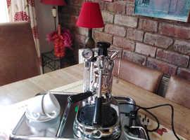 Pavoni coffee machine