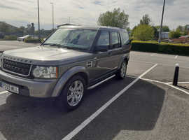 Land Rover Discovery, 2009 (59) Grey Estate, Automatic Diesel, 158,925 miles