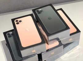 Brand New Apple iPhone 11 pro max 64/128/256 GB