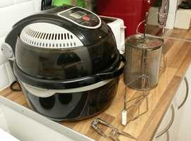 Mini Oven Air Fryer and Rotisserie