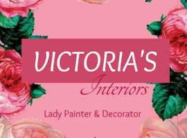 Lady Painter & Decorator