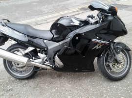 Honda CBR 1100 XX Super Blackbird 2003
