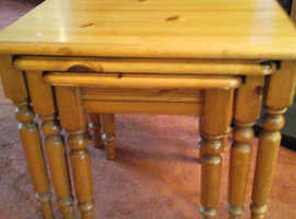 For Sale Nest of Table £20
