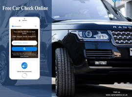 Buy Used Cars with Free Car Data Check Online Reports | Car Analytics