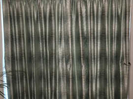 Fully Lined (Thermal, Blackout) Pleated Curtains, New 2019