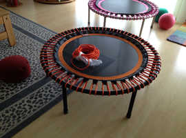Bellicon mini-trampolines are, in my experience, the best on the market!
