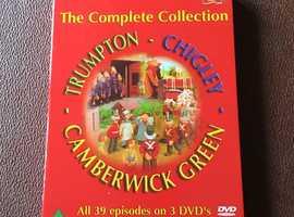 Trumpton, Chigley, Camberwick green