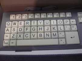 BigKeys LX keyboard, Brand new in box