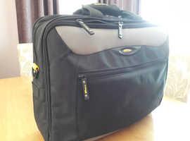 Targus laptop/carry bag for 15.6 inch laptops etc