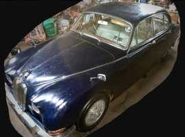 JAGUAR S-TYPE 1966 3.4 AUTO  66K  £7995