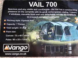 Vango Vail Large Tent