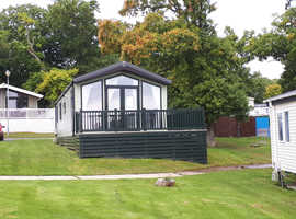 Lodge caravan very modern 1yr old . All summer dates 20th July-14 sept