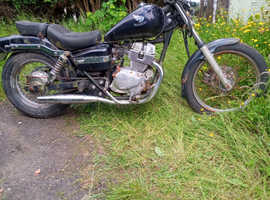 Honda cmx250 96 easy restore
