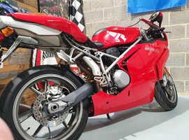 Ducati 749s Testastretta 2004