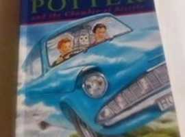 Harry potter signed 1st edition