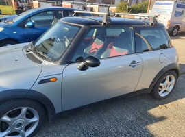 Mini MINI, 2003 (03) Silver Hatchback cheap
