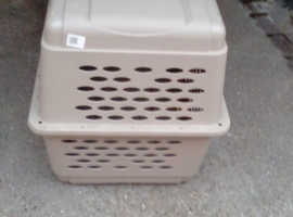 Dog cage .kennels  .as new
